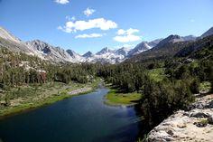 Rock Creek Lake, Mammoth, CA