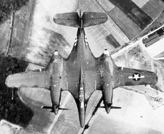 "McDonnell XP-67 ""Bat"" or ""Moonbat"", 1944"