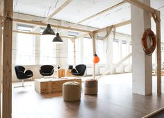 studio uwe gaertner blog: Büro am Meer / Ein Musterbüro abseits der Muster