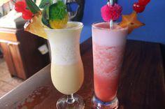 pina colada chicos bar  - Costa Rica