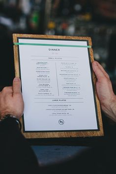 Learn how to take your menu engineering data plus the principles of menu design psychology to run tests on your menu.