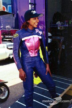Women's racing leathers. Pro Stock Bike rookie Peggy Llewellyn | Main gallery | Photos | Motorsport.com