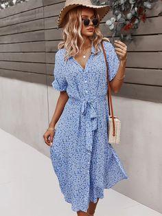 Big Dresses, Cheap Summer Dresses, Little Dresses, Short Sleeve Dresses, Women's Casual Dresses, Long Spring Dresses, Petite Summer Dresses, Floral Dresses, Maxi Dresses