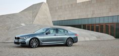 2017 BMW-5 series G30 - M Sport (8)