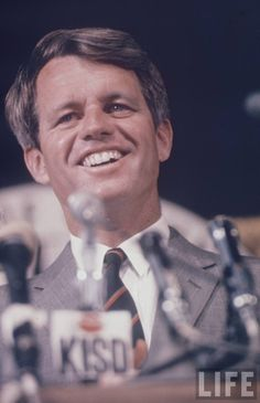 Senator, Robert Kennedy And Family Photographer:	Bill Eppridge