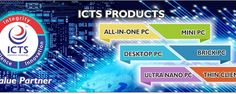 Find the perfect PC from ICTS All-in-one PC, mini PC, desktop PC, Brick Pc, Ultra Nano Pc and thin clients and many more segments from ICTS. ICTS offers powerful devices, systems, computing and technology solutions for all that you do and that you need. visit: http://www.icts.in
