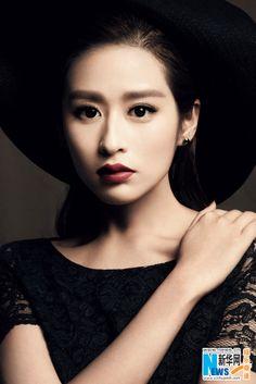Ying Er, born Ying Liu is a Chinese actress born in Changde, Hunan, China