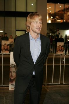 Check out production photos, hot pictures, movie images of Owen Wilson and more from Rotten Tomatoes' celebrity gallery! Owen Wilson, Rotten Tomatoes, Celebrity Gallery, Man Crush, My Dad, Dads, Suit Jacket, Handsome, Celebrities