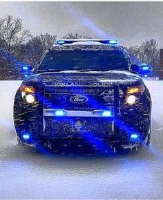 Ford Interceptor Utility