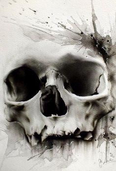 250 Meilleures Images Du Tableau Tetes De Mort Skulls En 2019