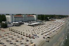 Mamaia resort ,  Black Sea, Romania