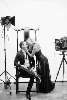 Engagement Session - Glam Photographer: Nicole Caldwell