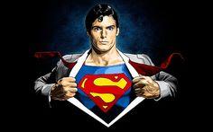 Superman Clark Kent Kostüm selber machen