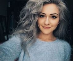 DIY Hair: How to Get Granny Gray Hair