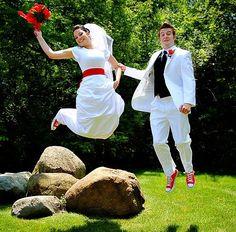 Wedding Planner Chile - Matrimonio con Converse!