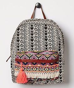 23 Unique Hippie Bags to Add Your Collection Hippie Bags, Boho Bags, Bohemian Bag, Bohemian Look, Cute Backpacks, School Backpacks, Boho Backpacks, Backpack Purse, Fashion Backpack