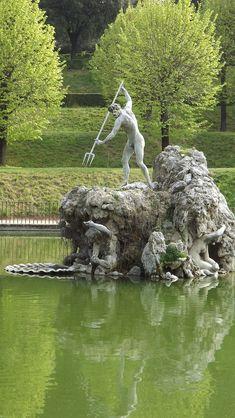 Simbolo dei Giardini di Boboli a Firenze #firenze #florence #travelinitaly