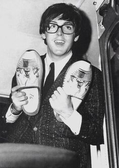 Paul McCartney (How adorable is this!?!)