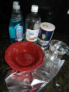 Sweet Tea and a Smoke: Mama Tried Some DIY Jewelry Cleaner
