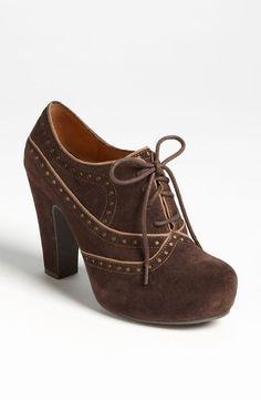 Miz Mooz 'Lance' Boot in Brown Suede