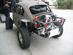 Walsh motorsports bug (from Samba I think, photo from quite a while ago)