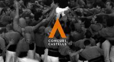 Logotip concurs de castells.