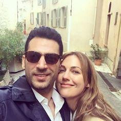*-*Murat Yıldırım a Meryem Uzerli (foto: Instagram Murat Yıldırım)