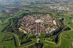 IdeaFixa » Uma cidade desenhada na Itália