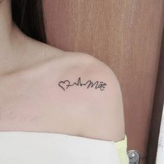 WEBSTA @ marquinhoslimatattoo - Homenagem da Michele para sua mãe. Obrigado pela confiança. . Orçamentos pelo (83)98807-0586 #primeiratatto #tatuagens #tatuagensdelicadas #tattoomylife #tattooed #inkedgirl #campinagrande #geltattooshop #paraíba #mãe #mother