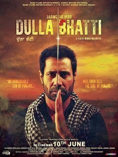 Dulla Bhatti Wala 2016 Full Movie Punjabi 300MB HDRip 480p