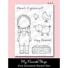 My Favorite Things - Pure Innocence Farmer Girl