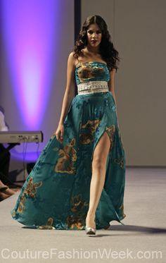 Andres Aquino 꾸뛰르 패션위크 뉴욕 봄컬렉션 2013 #패션위크#패션#꾸뛰르#Andres Aquino#스타일#여자#모던디자이너#모델#이브닝#드레스#패션쇼#뉴욕