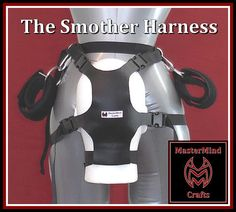 Smother Harnessface harness head harness facesitting