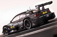 Slot cars, Carrera, BMW DTM