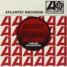 Various Artists - Atlantic Jazz Legends CD Box set] Atlantic Records, Jazz Music, Sound Of Music, Uk Music, Yusef Lateef, Billy Cobham, Roy Ayers, Freddie Hubbard, Ornette Coleman