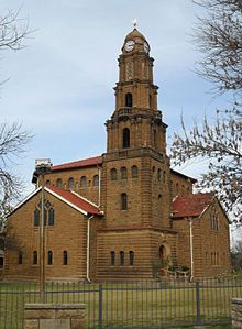 Dutch Reformed church, Kroonstad-Noord - Wikipedia Mosques, Cathedrals, Free State, Old Churches, Church Building, Christian Faith, Honduras, Worship, South Africa