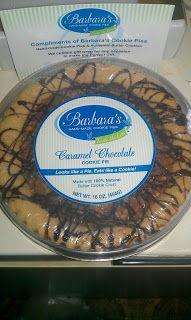 Barbara's Homemade Cookie Pies!