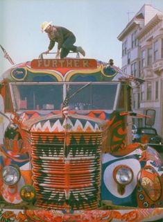 The Further Bus in San Francisco, 1960s