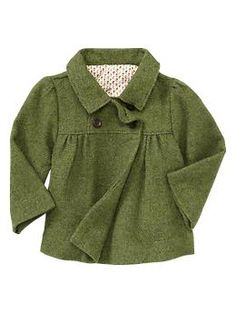Twill swing jacket | Gap   I Love this!!!