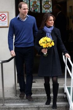 Kate Middleton/Prince William are in waiting with the rest of the world!