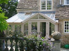 Super House Exterior Before And After Porch Addition Porticos 38 Ideas Chalet Extension, Conservatory Extension, Cottage Extension, Garden Room Extensions, House Extensions, Orangery Conservatory, Conservatory Ideas, Porch Addition, Glass House