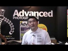 PW154 - Advanced Photographer Magazine at Focus On Imaging 2011 - http://www.learnphotography.co/pw154-advanced-photographer-magazine-at-focus-on-imaging-2011/