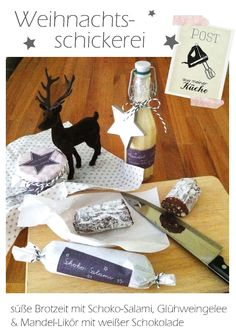♥Weihnachtliche Geschenke aus der Küche♥