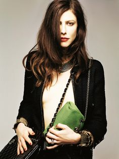 Anna Mouglalis, classe rock