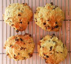 #patternpatisserie: Rock Cakes - simple, sweet and quick :)