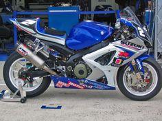 Suzuki GSXR 1000 2008