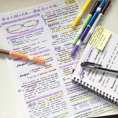 Cute Notes//Purple//Yellow//Green//Pink//Orange