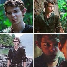 Once Upon a Time: Peter Pan...he is my favorite. No judging!