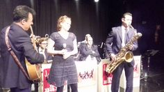 Joseval Paes Big Band no Commune