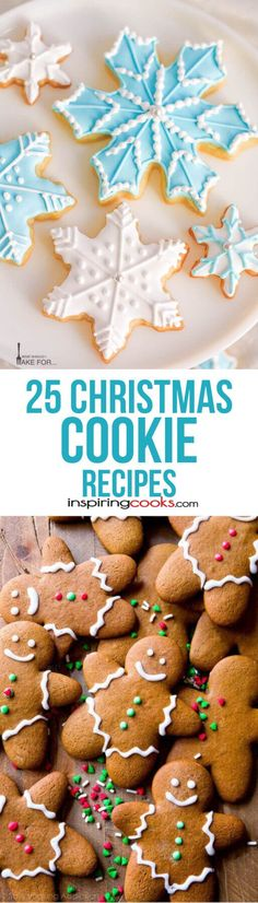 I love having all these Christmas cookies recipes in one place! I'm going to have so much fun making these.